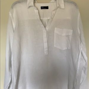 Linen blouse gently worn
